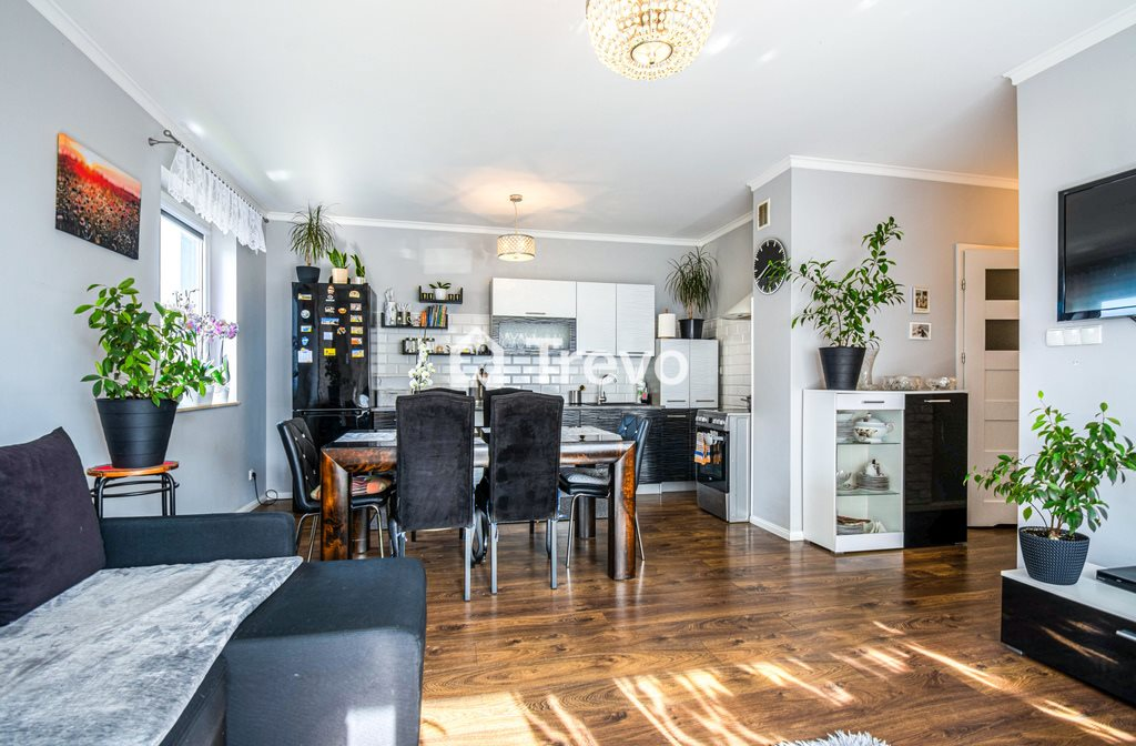 Mieszkanie dwupokojowe na sprzedaż Gdańsk, Kowale  50m2 Foto 3