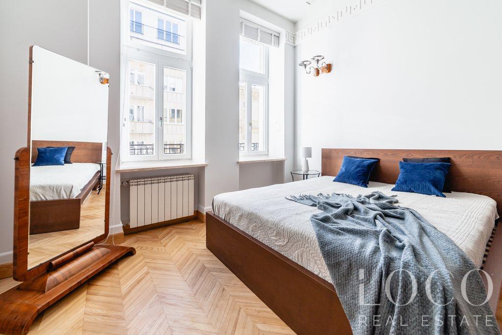 Mieszkanie trzypokojowe na wynajem Warszawa, Śródmieście, Mokotowska  94m2 Foto 10