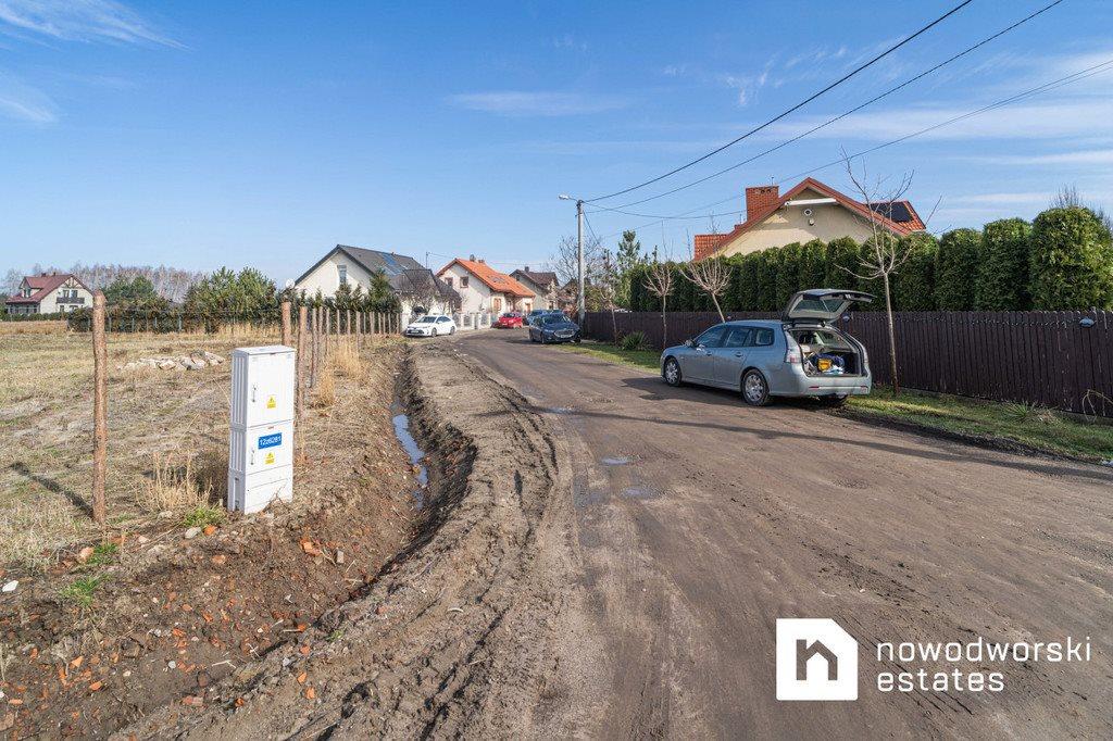 Działka budowlana na sprzedaż Słupno, Nastrojowa  1504m2 Foto 10