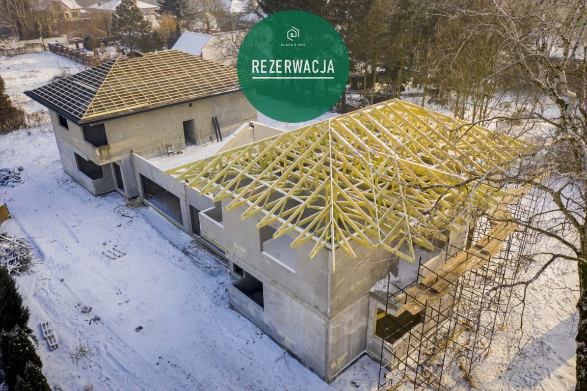 Dom na sprzedaż Warszawa, Ursynów Grabów, Kądziołeczki  290m2 Foto 1