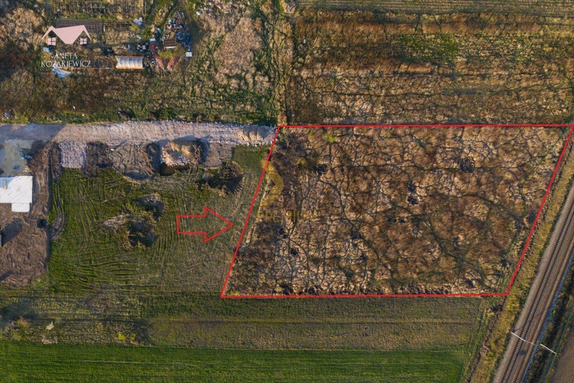 Działka rolna na sprzedaż Smolec, Borowikowa  5975m2 Foto 7