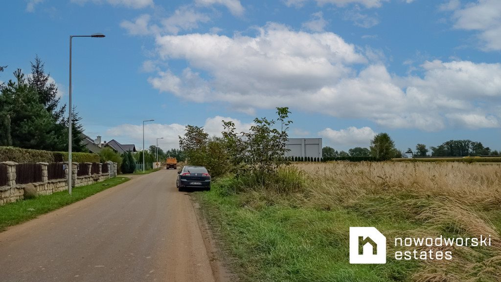 Działka budowlana na sprzedaż Mokronos Górny, Wrocławska  2384m2 Foto 9