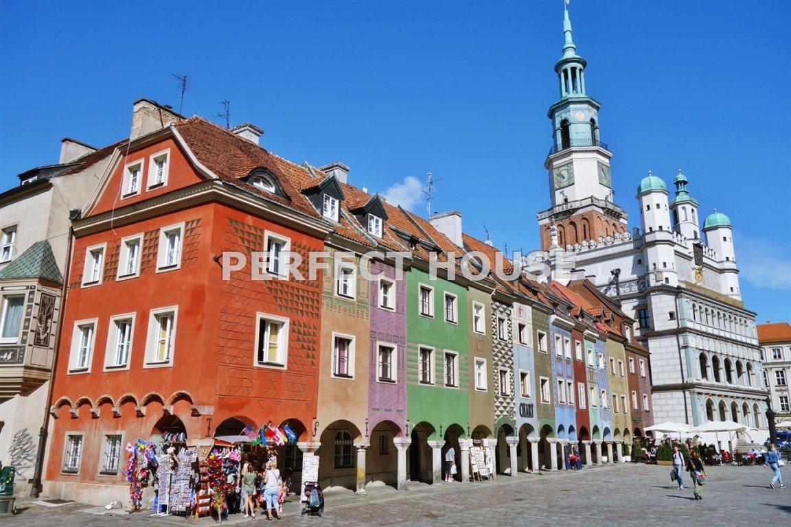 Mieszkanie trzypokojowe na sprzedaż Poznań, Stary Rynek  52m2 Foto 2