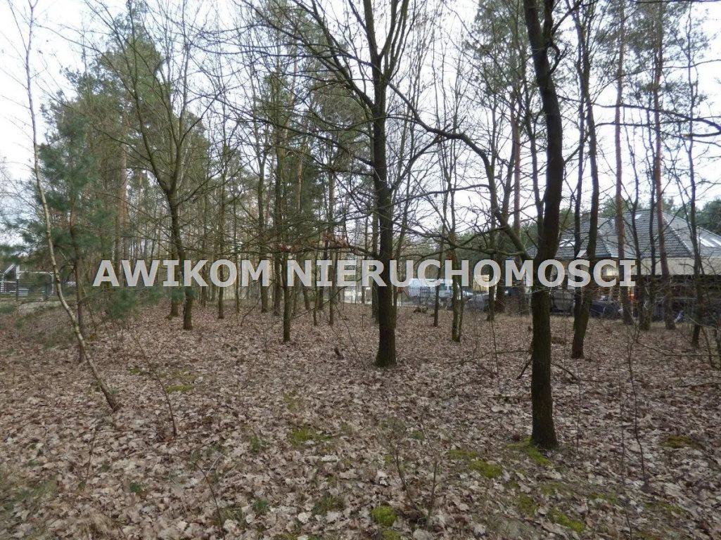 Działka budowlana na sprzedaż Radziejowice, Budy Mszczonowskie  1085m2 Foto 4