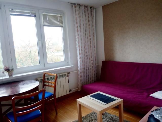 Mieszkanie dwupokojowe na wynajem Kraków, Podgórze, Dębniki, Borsucza  30m2 Foto 1
