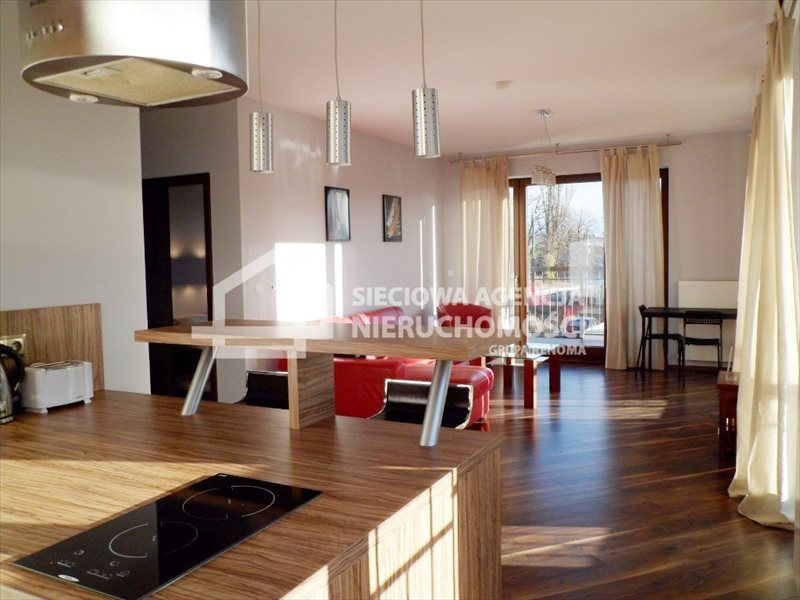 Mieszkanie dwupokojowe na wynajem Gdańsk, Śródmieście, Szafarnia  55m2 Foto 5