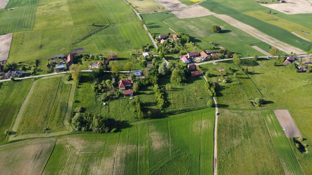 Działka rolna na sprzedaż Wierzbowo  5619m2 Foto 3