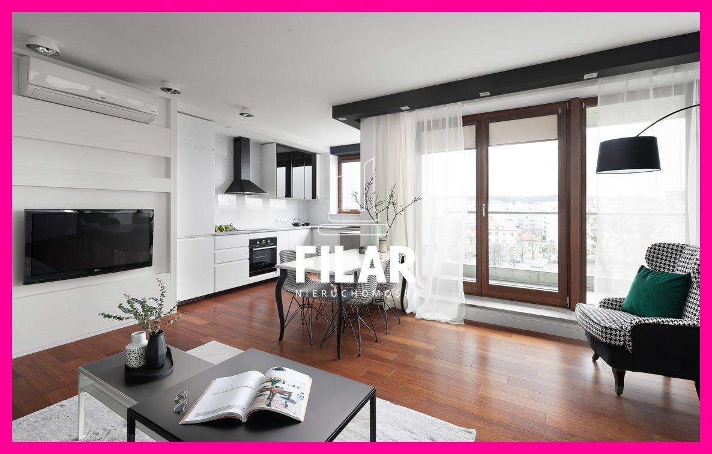 Mieszkanie dwupokojowe na wynajem Gdynia, Śródmieście, Centrum, A. Hryniewickiego  78m2 Foto 1