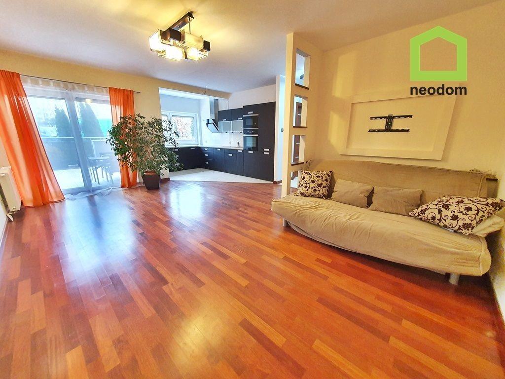 Mieszkanie dwupokojowe na wynajem Kielce, Na Stoku  57m2 Foto 1