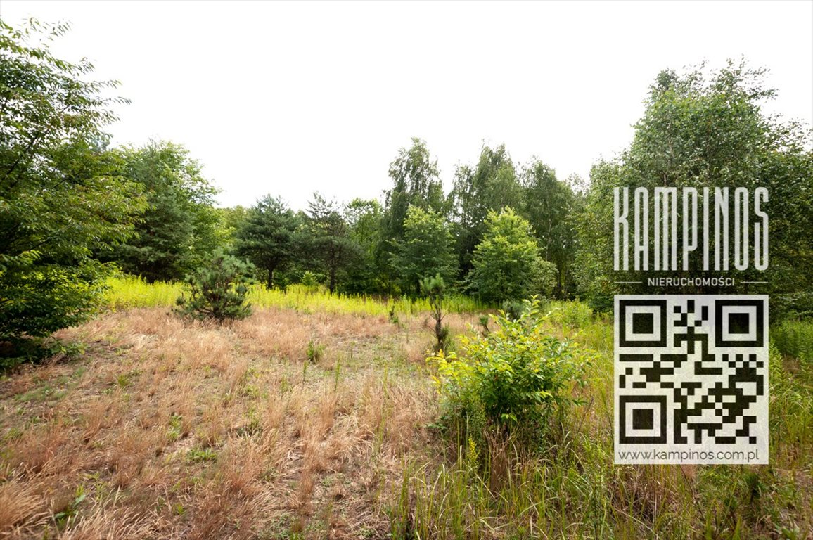 Działka rolna na sprzedaż Borzęcin Duży, Stare Babice, oferta 2875  3m2 Foto 2