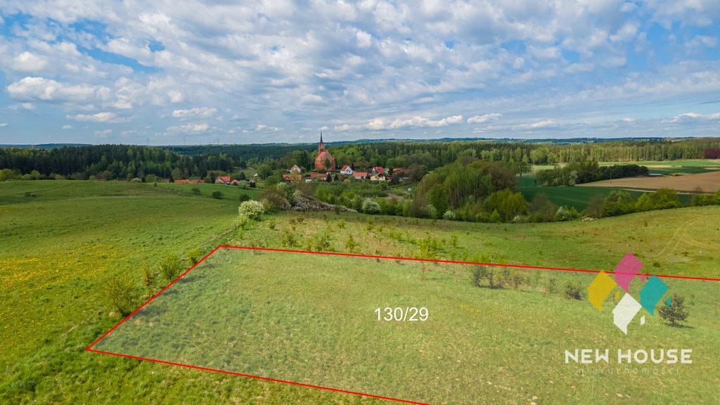 Działka rolna na sprzedaż Brąswałd  3540m2 Foto 13
