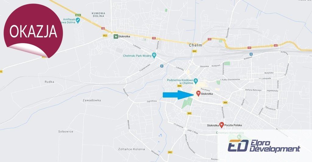 Lokal użytkowy na wynajem Chełm  400m2 Foto 4