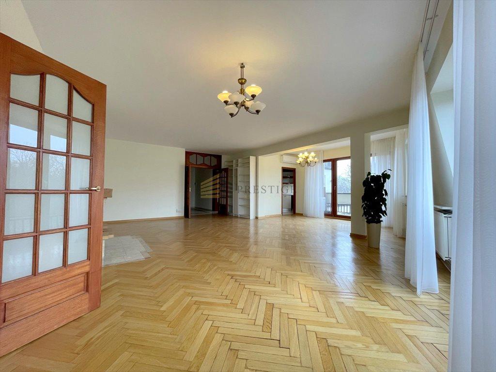 Mieszkanie trzypokojowe na wynajem Warszawa, Mokotów, Podchorążych  164m2 Foto 5