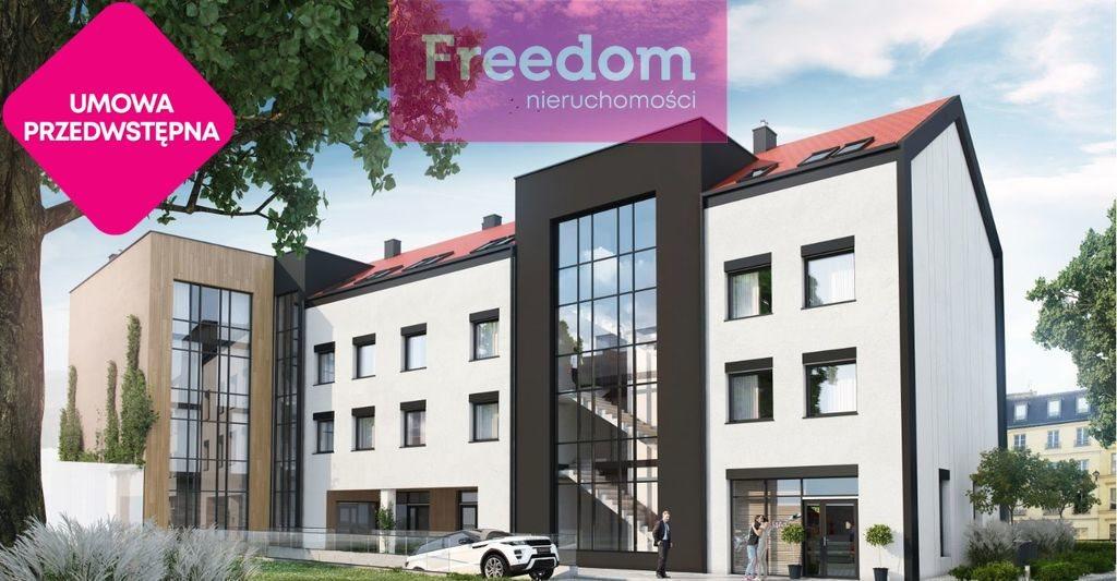 Mieszkanie dwupokojowe na sprzedaż Olsztyn, Dąbrowszczaków  47m2 Foto 1