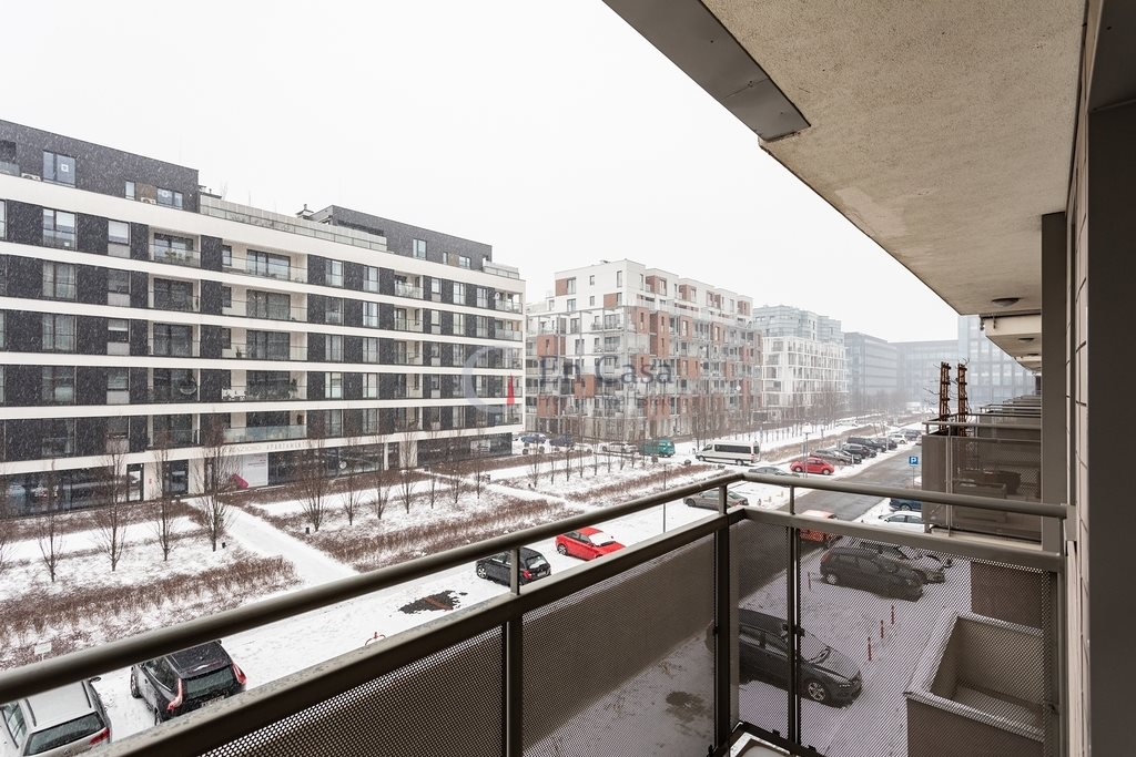 Mieszkanie trzypokojowe na wynajem Warszawa, Mokotów, Karola Chodkiewicza  60m2 Foto 13