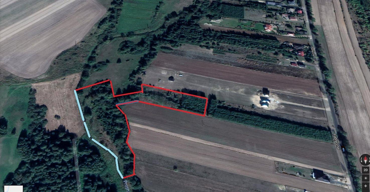 Działka inwestycyjna na sprzedaż Praszka, Fabryczna  12860m2 Foto 2