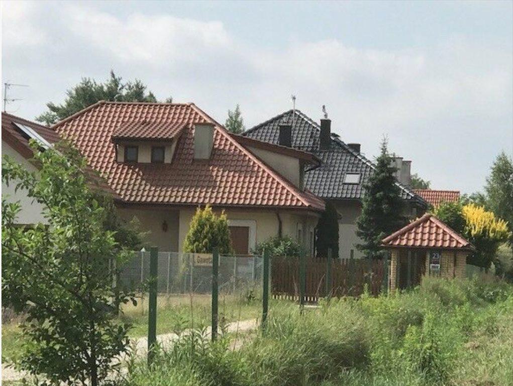 Działka budowlana na sprzedaż Warszawa, Ursynów, Gawota  1009m2 Foto 3