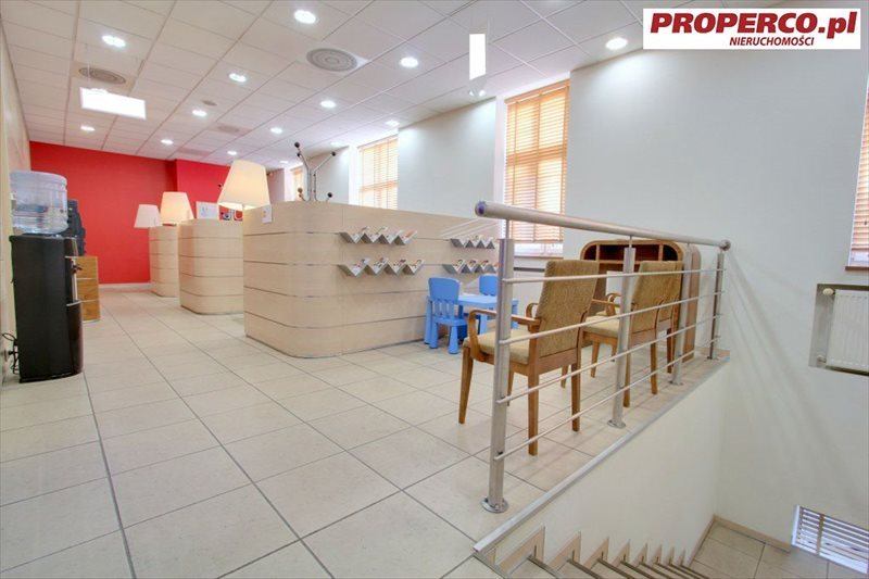 Lokal użytkowy na wynajem Kielce, Centrum, Sienkiewicza  120m2 Foto 3