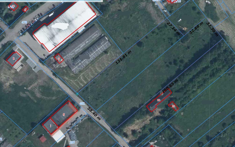 Działka przemysłowo-handlowa na sprzedaż Psary  8800m2 Foto 2