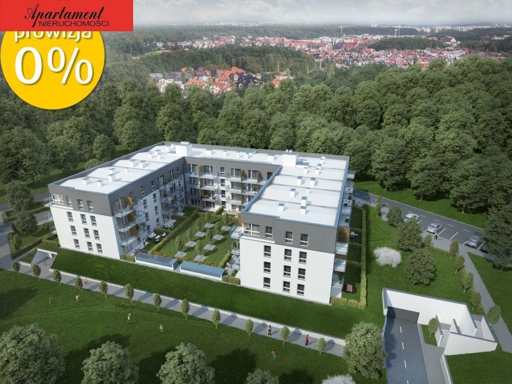 Mieszkanie dwupokojowe na sprzedaż Gdynia, Oksywie  40m2 Foto 1