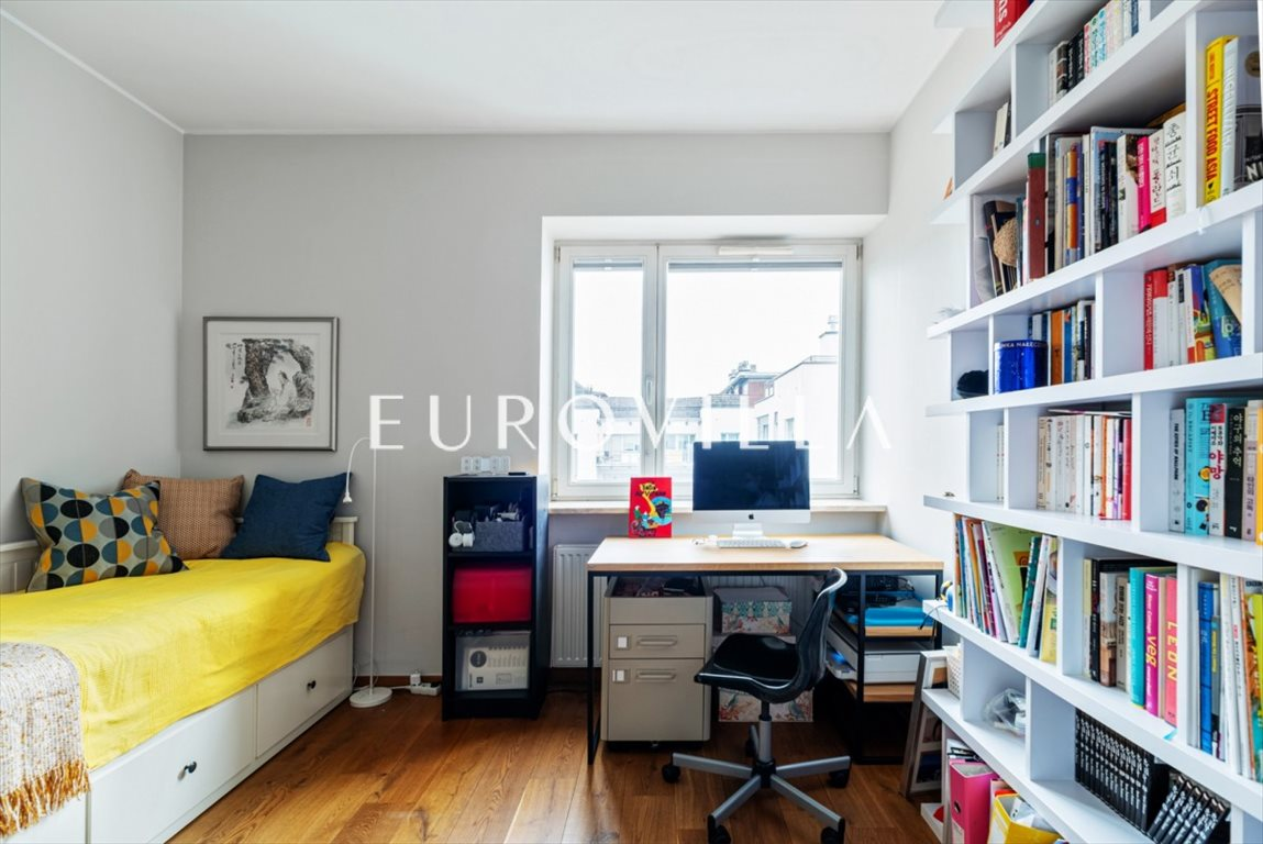 Mieszkanie na sprzedaż Warszawa, Wilanów, Sarmacka  124m2 Foto 12
