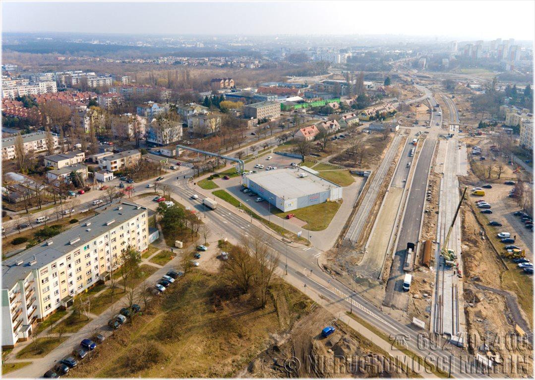 Kawalerka na sprzedaż Poznań, Naramowice, Naramowicka  36m2 Foto 2