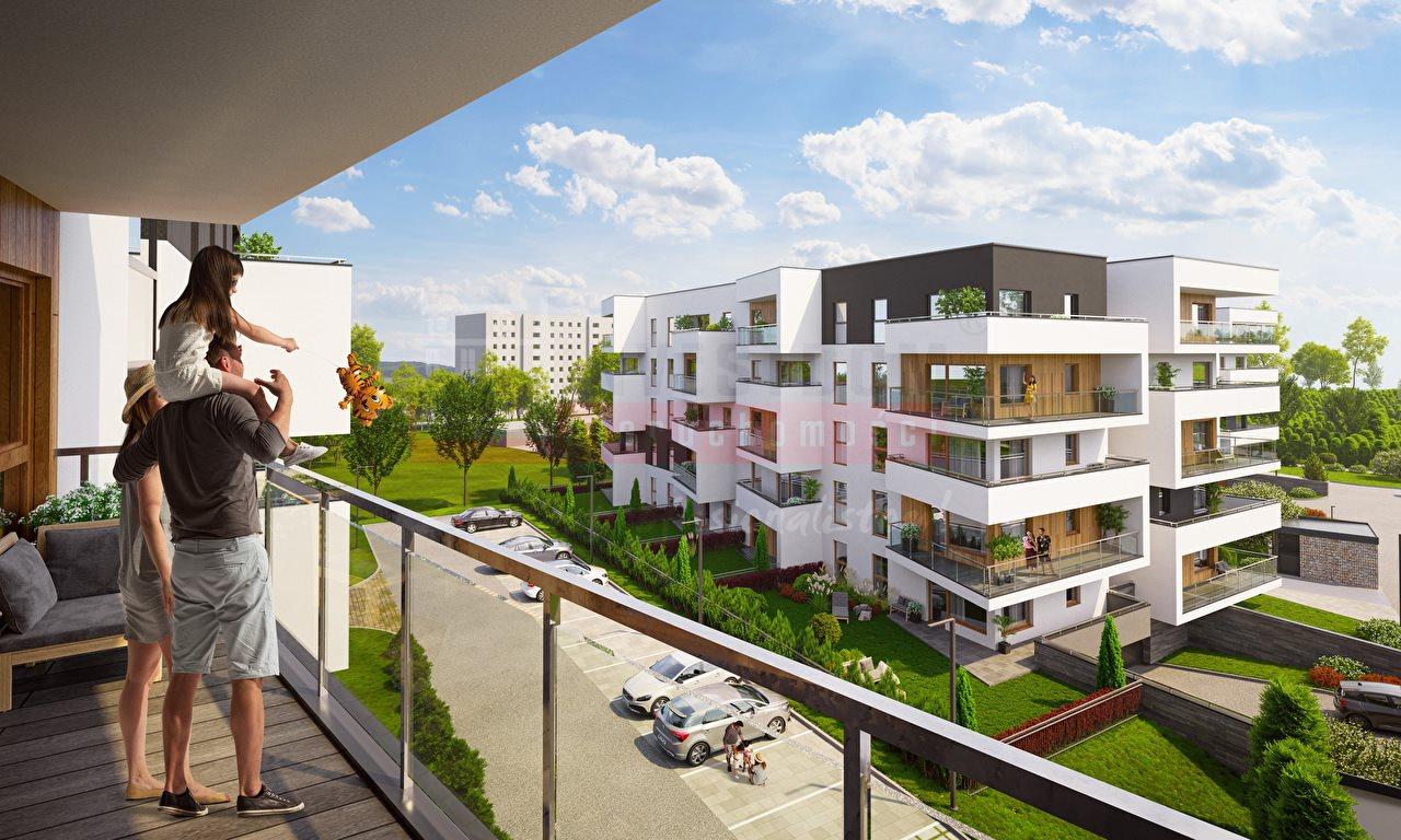 Mieszkanie trzypokojowe na sprzedaż Opole, Zaodrze  71m2 Foto 5