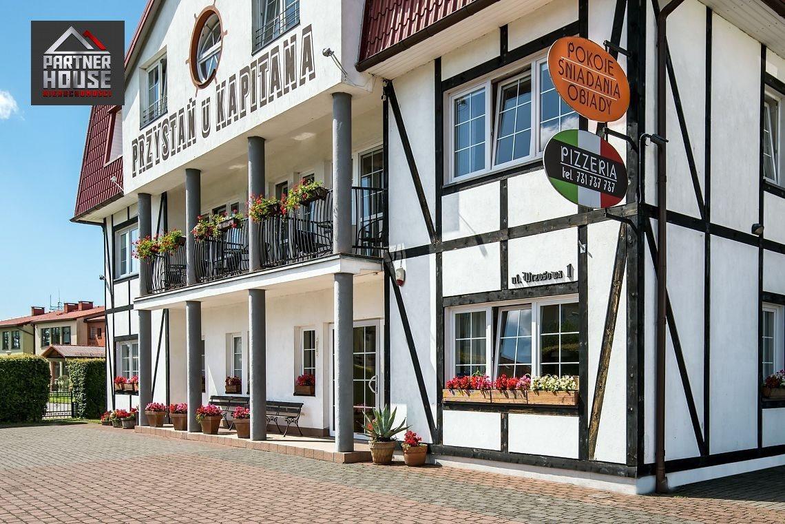 Lokal użytkowy na sprzedaż Ustka, Wrzosowa  1141m2 Foto 1