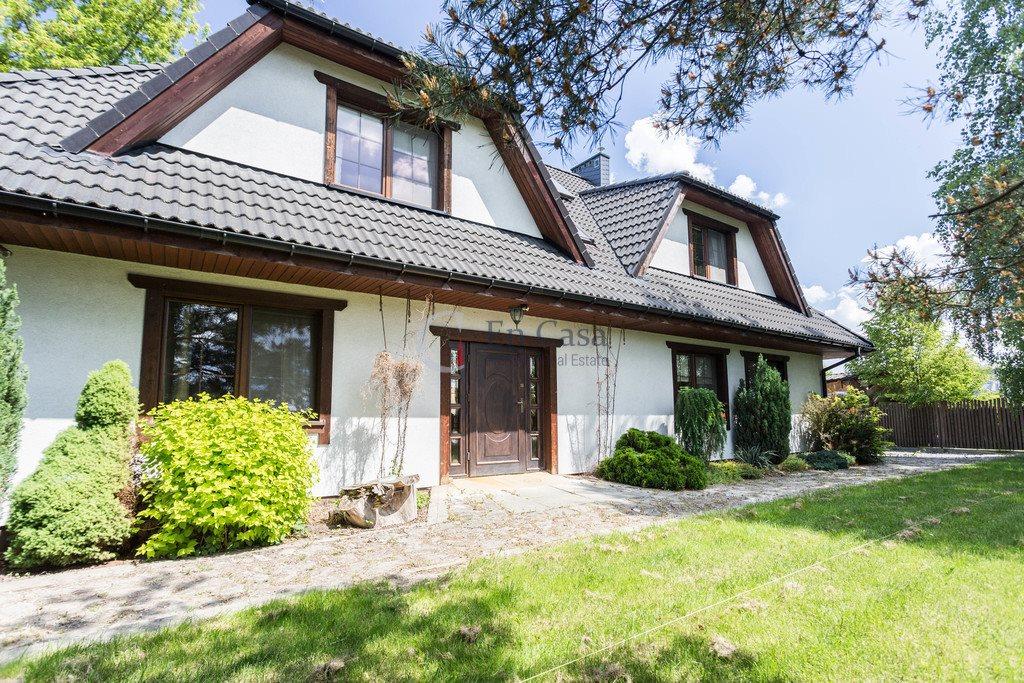 Dom na sprzedaż Pęcice Małe  232m2 Foto 3