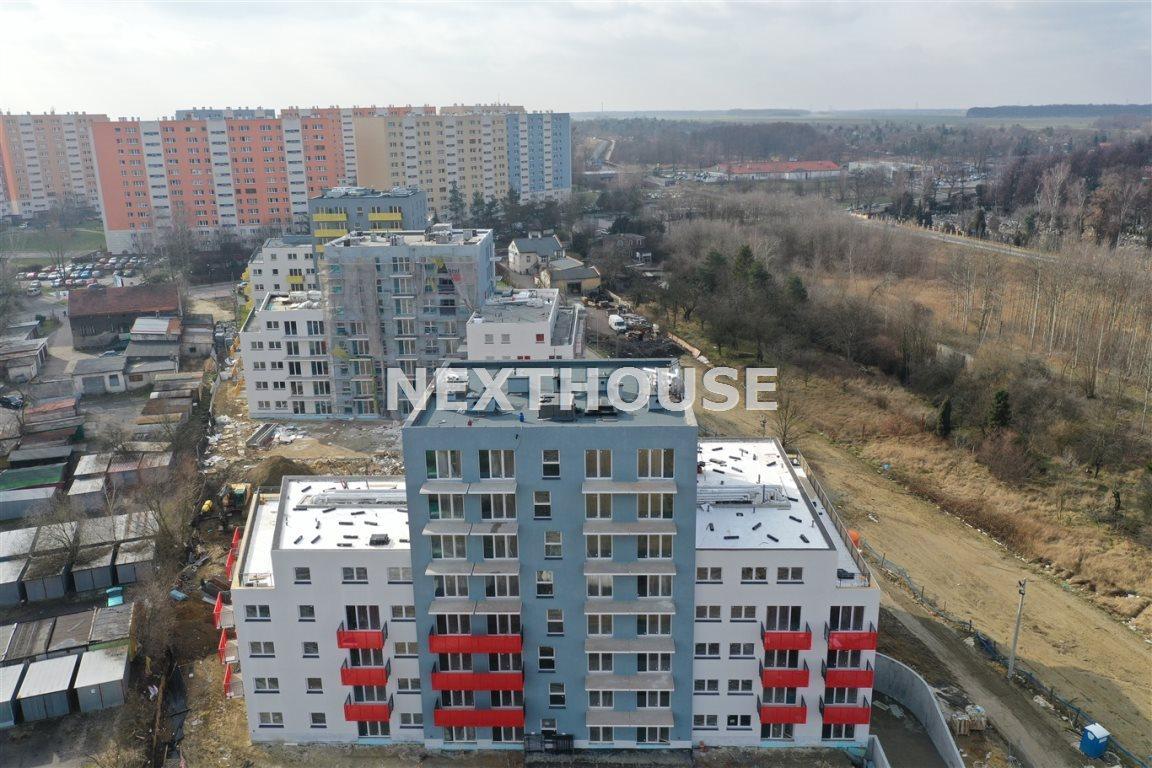 Mieszkanie trzypokojowe na sprzedaż Gliwice, Stare Gliwice  53m2 Foto 11