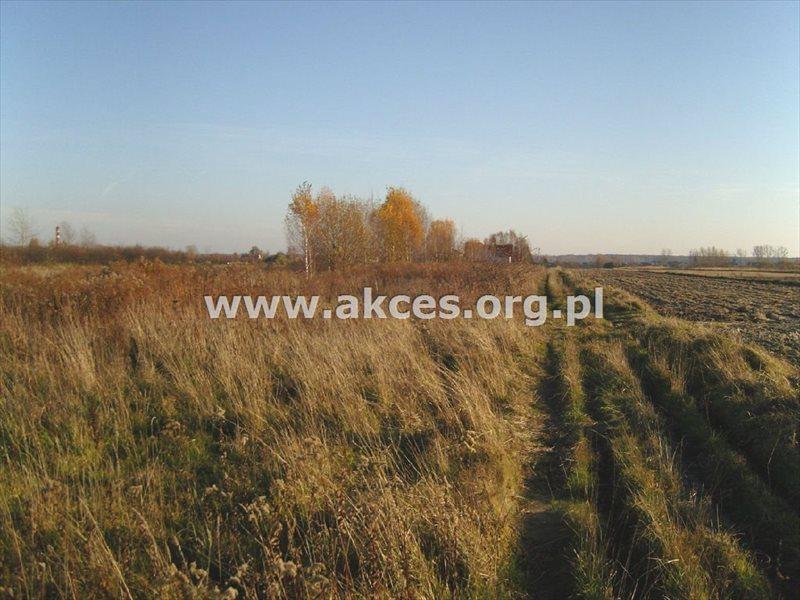 Działka rolna na sprzedaż Gołków  1261m2 Foto 1
