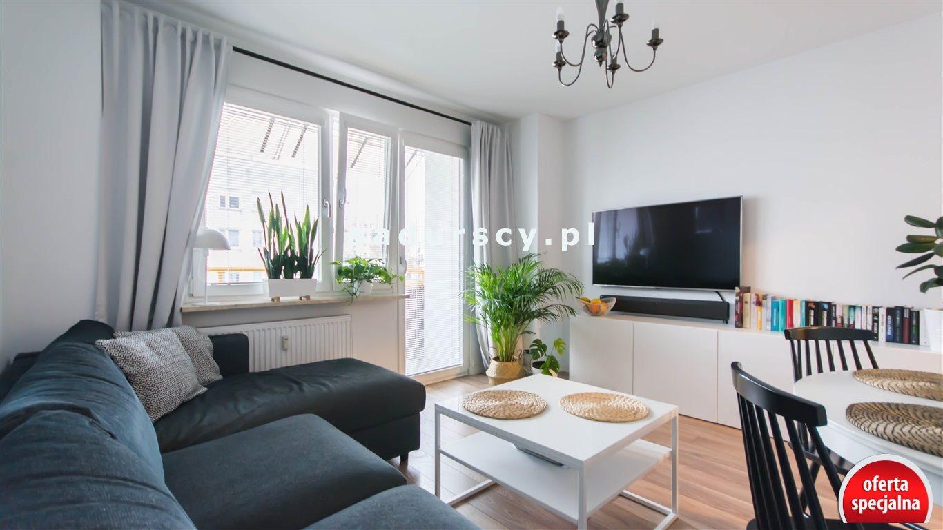 Mieszkanie trzypokojowe na sprzedaż Kraków, Mistrzejowice, Mistrzejowice, os. Bohaterów Września  60m2 Foto 2