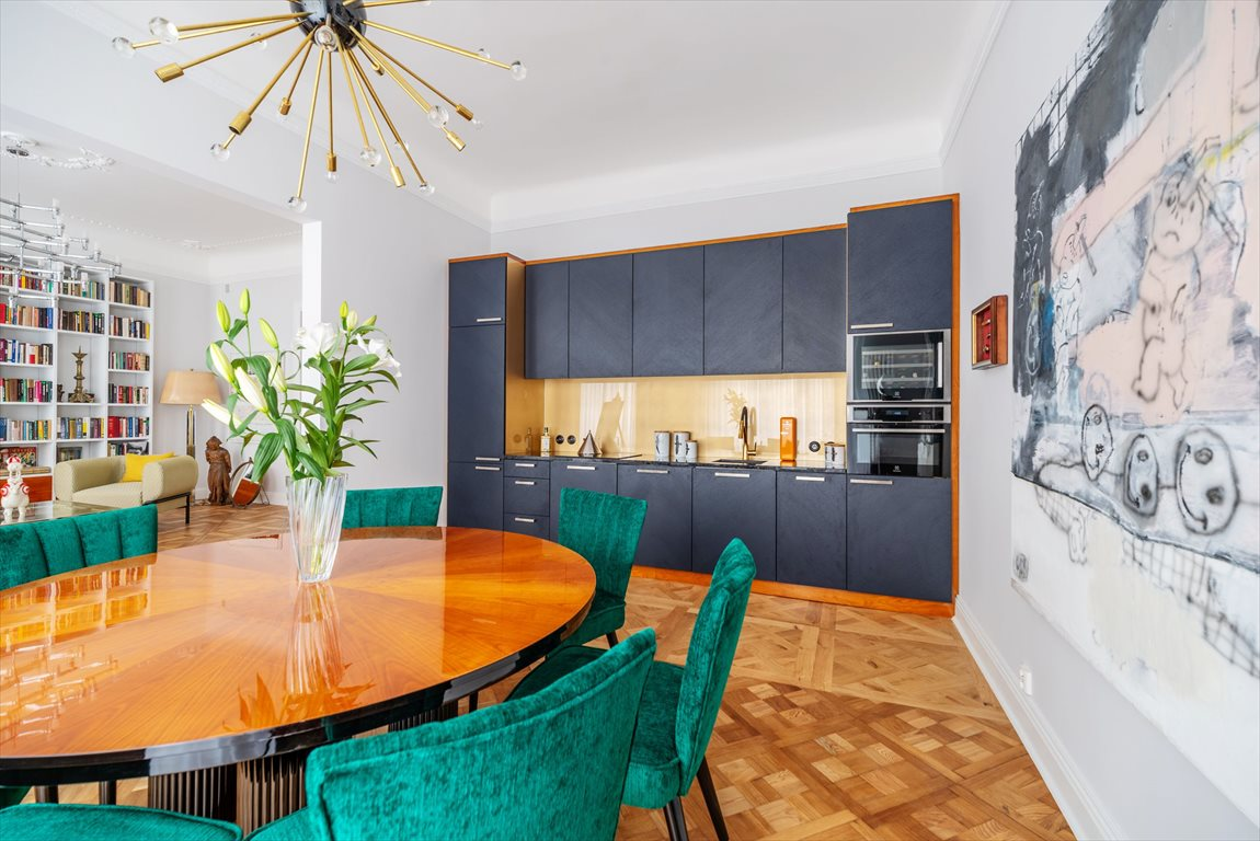 Luksusowe mieszkanie trzypokojowe na sprzedaż Warszawa, Śródmieście, Wilcza  115m2 Foto 1