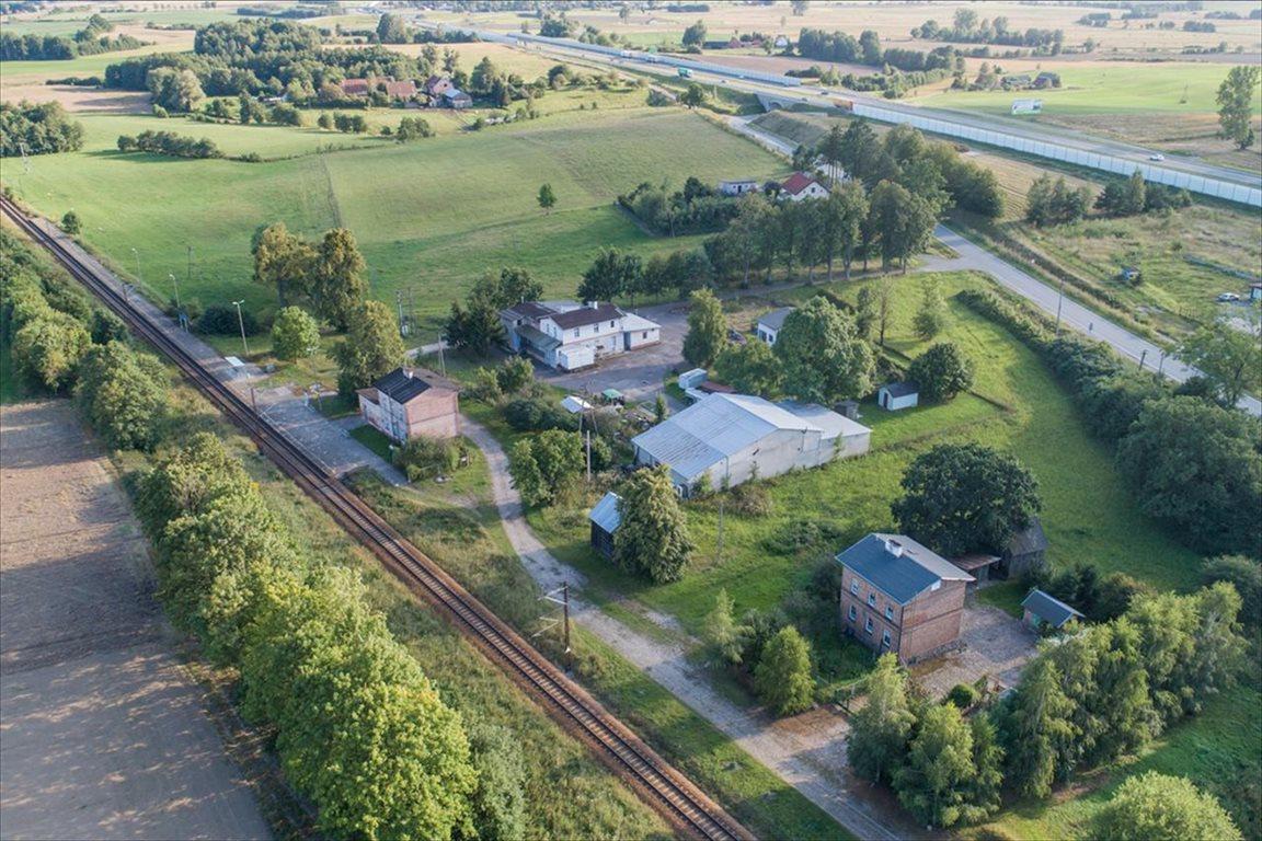 Działka budowlana na sprzedaż Zielonka Pasłęcka, Pasłęk  21000m2 Foto 4