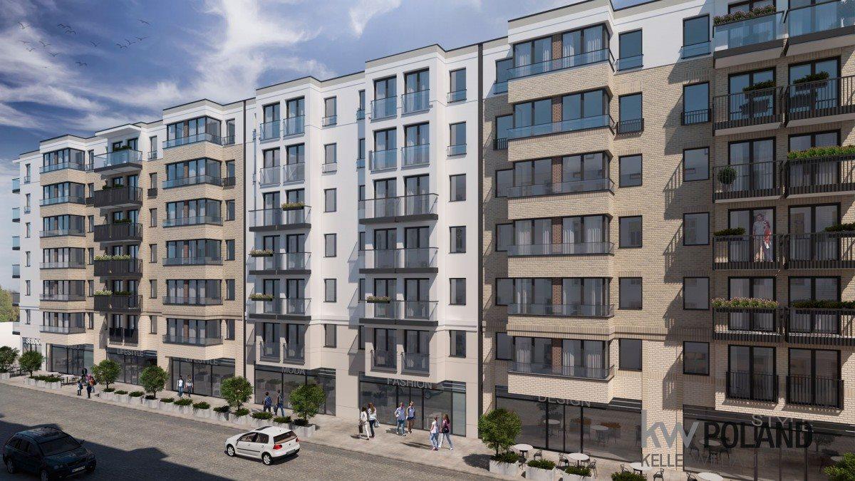 Mieszkanie trzypokojowe na sprzedaż Wrocław, Śródmieście, Kręta  54m2 Foto 2