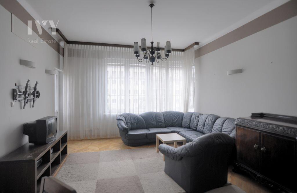 Mieszkanie czteropokojowe  na sprzedaż Warszawa, Mokotów, Stary Mokotów, al. Niepodległości  115m2 Foto 1