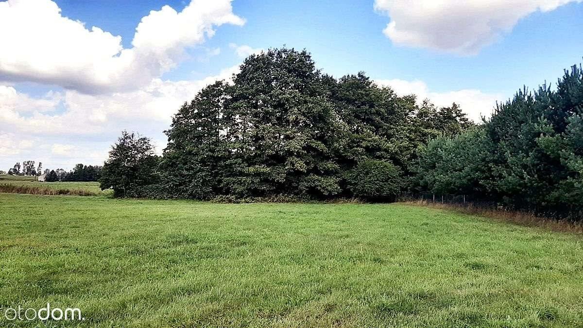 Działka leśna na sprzedaż Bakałarzewo  2021m2 Foto 1