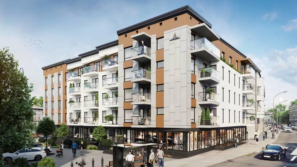 Mieszkanie dwupokojowe na sprzedaż Legnica, Tarninów, Złotoryjska  47m2 Foto 6