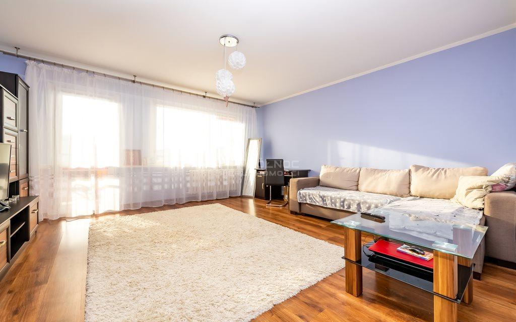 Mieszkanie trzypokojowe na sprzedaż Białystok, Zielone Wzgórza, Rumiankowa  59m2 Foto 3
