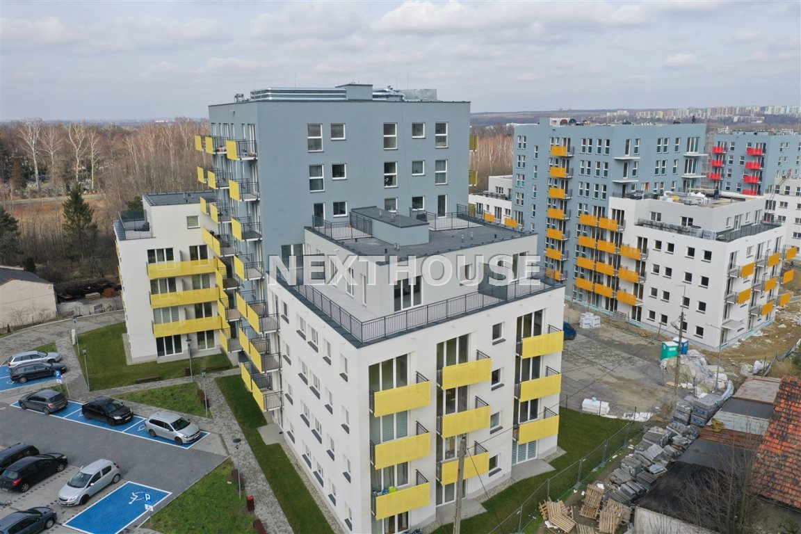 Mieszkanie dwupokojowe na sprzedaż Gliwice, Śródmieście  38m2 Foto 11