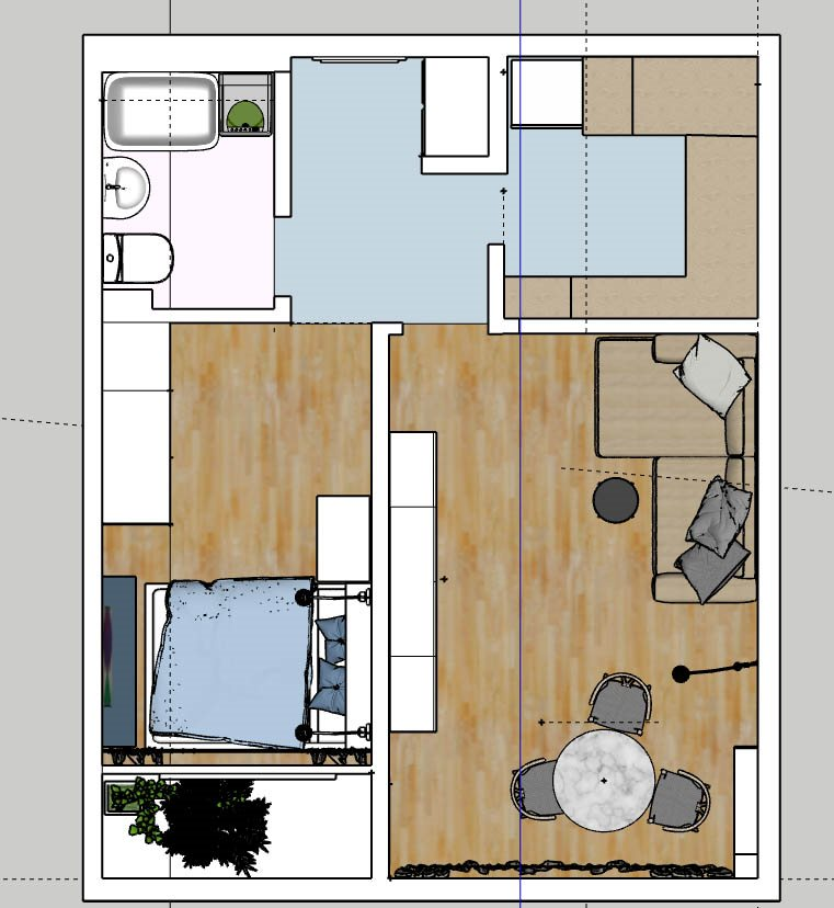 Mieszkanie dwupokojowe na sprzedaż Warszawa, Ochota, Grójecka  37m2 Foto 11