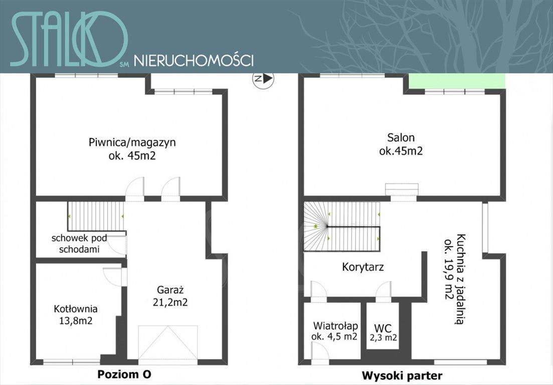 Dom na sprzedaż Gdynia, Dąbrowa, informacja w biurze  355m2 Foto 12