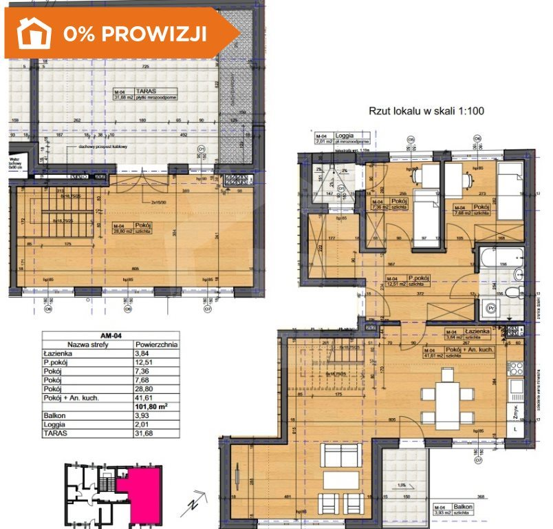 Mieszkanie na sprzedaż Bydgoszcz, Szwederowo  102m2 Foto 6