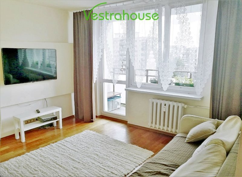Mieszkanie trzypokojowe na sprzedaż Warszawa, Targówek, Krasnobrodzka  53m2 Foto 1