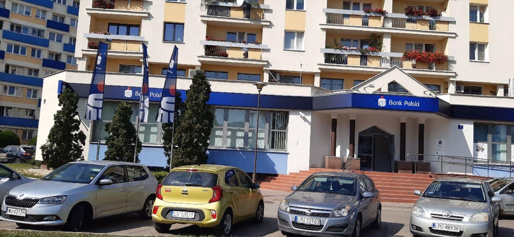 Lokal użytkowy na wynajem Puławy, Partyzantów Ak  248m2 Foto 1