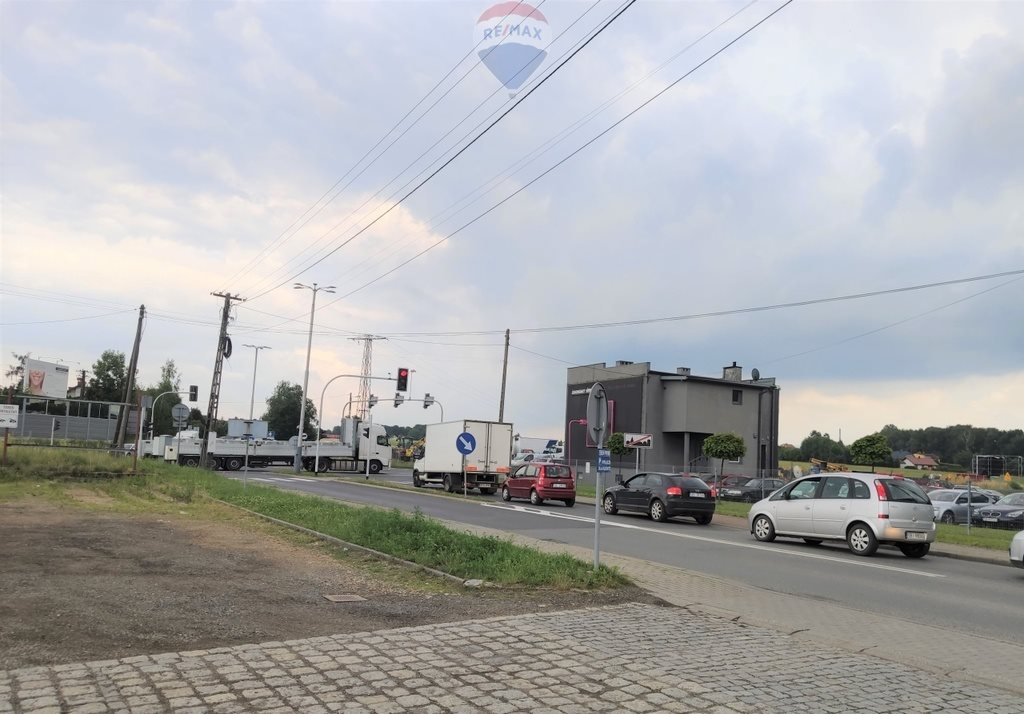 Działka komercyjna pod dzierżawę Czechowice-Dziedzice  1000m2 Foto 9
