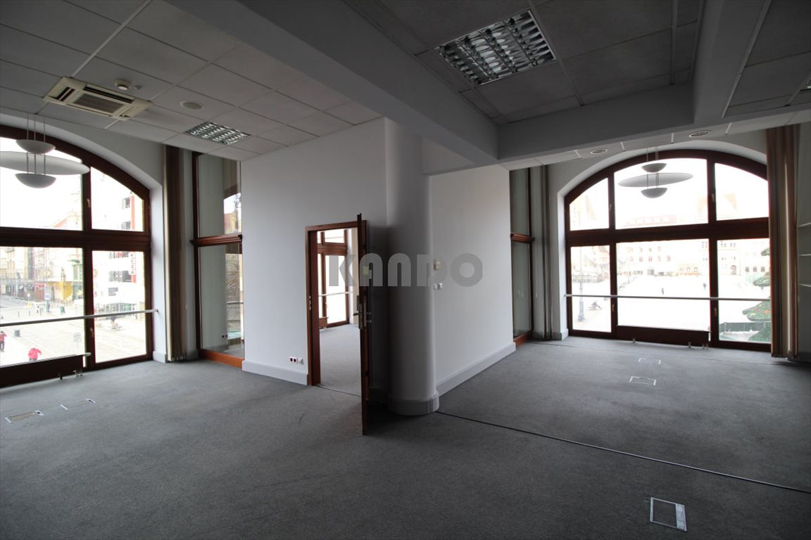 Lokal użytkowy na wynajem Wrocław, Stare Miasto, Super biuro 308m2, Rynek  308m2 Foto 9