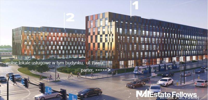Lokal użytkowy na wynajem Kraków, Pawia  194m2 Foto 1