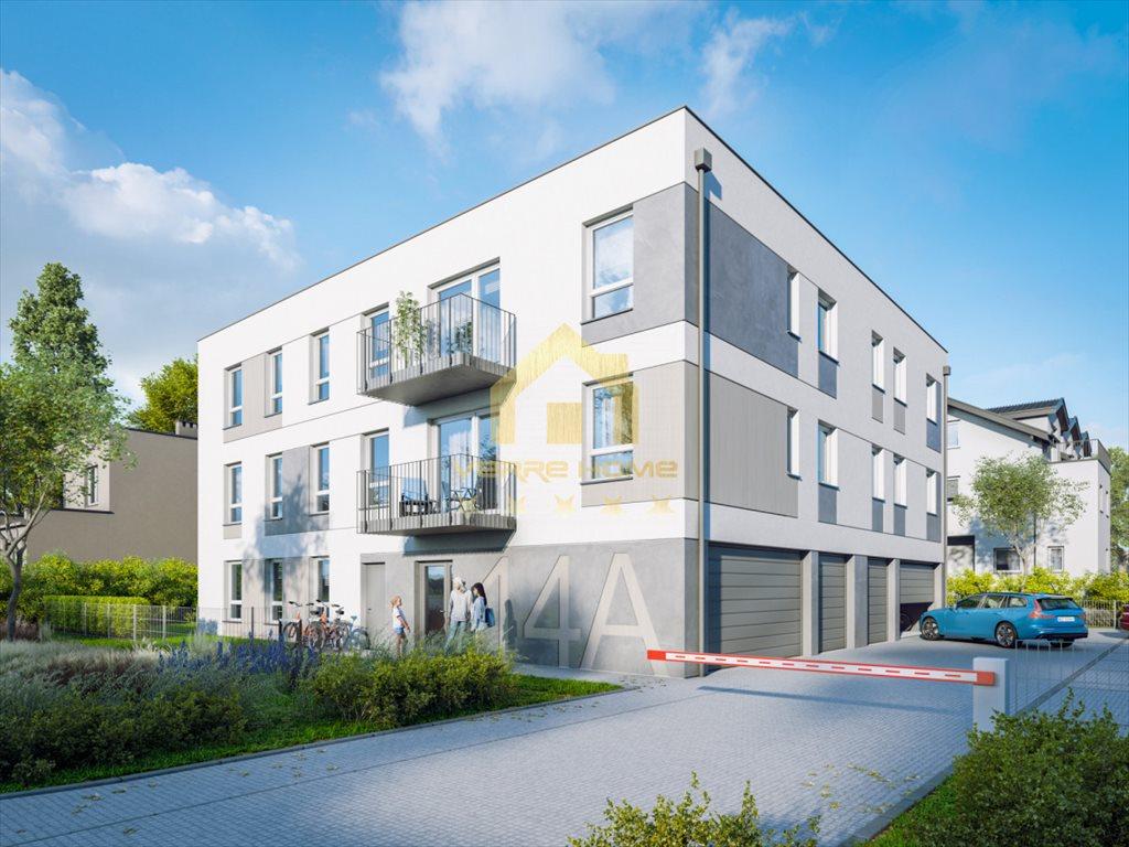 Mieszkanie trzypokojowe na sprzedaż Gdynia, Obłuże, Kuśnierska  61m2 Foto 4