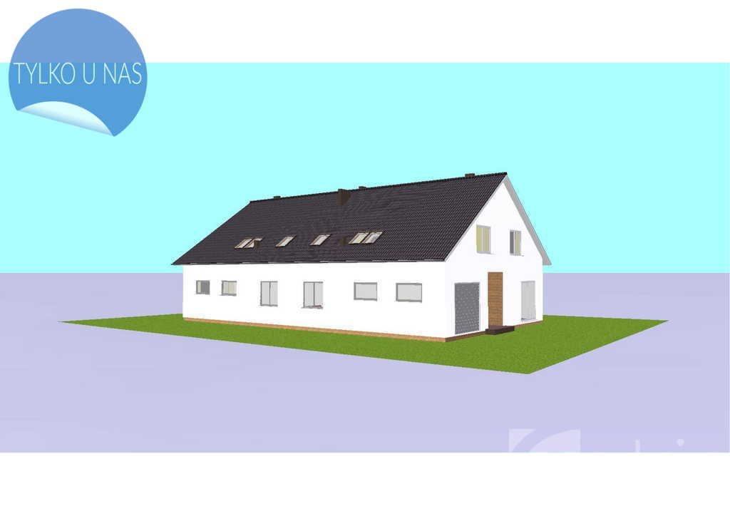 Dom na sprzedaż Stargard  164m2 Foto 1